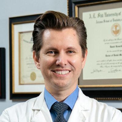 Dr. Daniel Kovacik